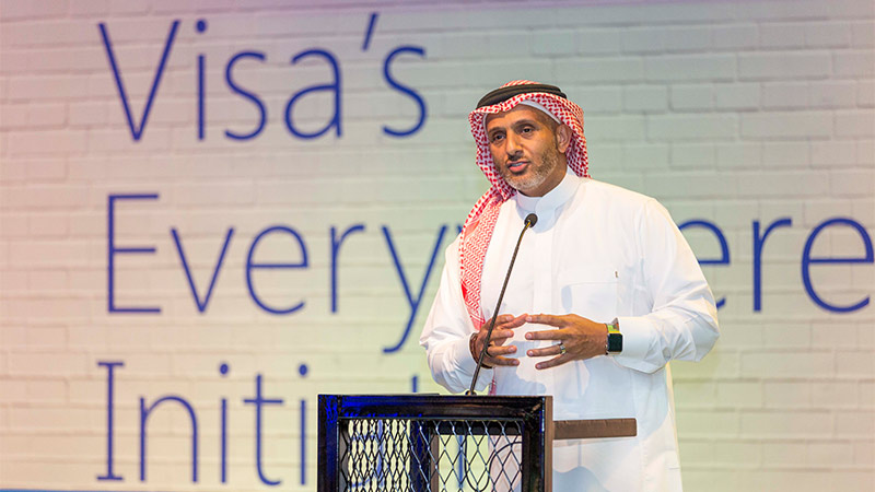 Speech at a Visa's Everywhere Initiative Event in Dubai.