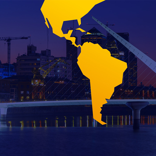 Latin America e-Readiness report by Visa